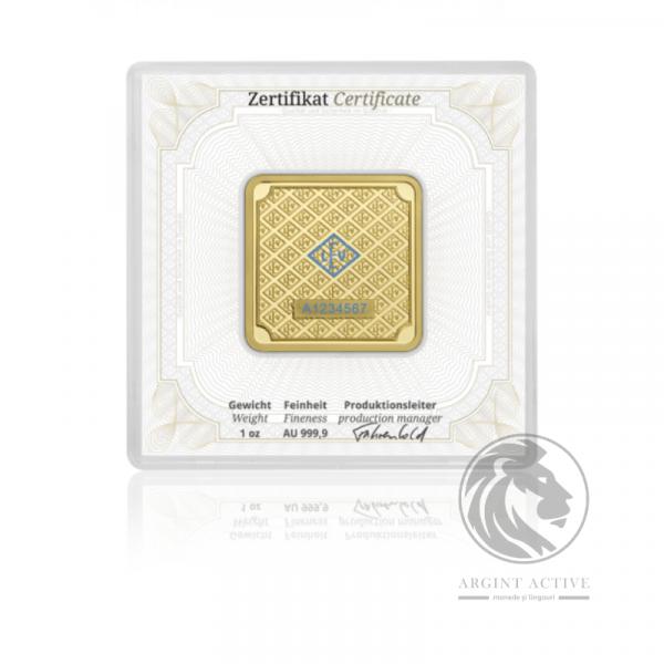 Lingou-aur-pur-31-grame-Geiger-capsula-lingouri-aur-monede-aur-pur-investitii-metale-pretioase-educatie-financiara-verso