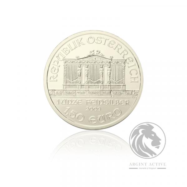 Moneda-argint-Filarmonica-Viena-Philharmonic-Vienna-1-oz-31-gr-monede-argint-pur-pret-magazin-online-cumpara-bnr-investitii-metale-pretioase-educatie-financiara