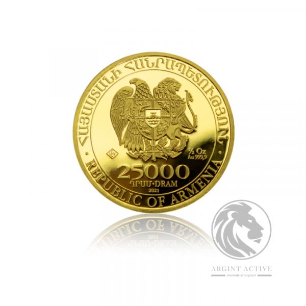 Moneda-aur-arca-lui-Noe-Geiger-jumatate-uncie-lingouri-aur-monede-aur-pur-investitii-metale-pretioase-educatie-financiara-verso
