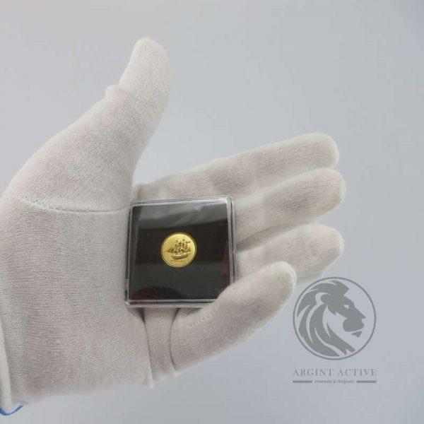 Moneda-aur-pur-3-grame-Corabia-The-Bounty-2020-lingouri-aur-monede-aur-pur-investitii-metale-pretioase-educatie-financiara