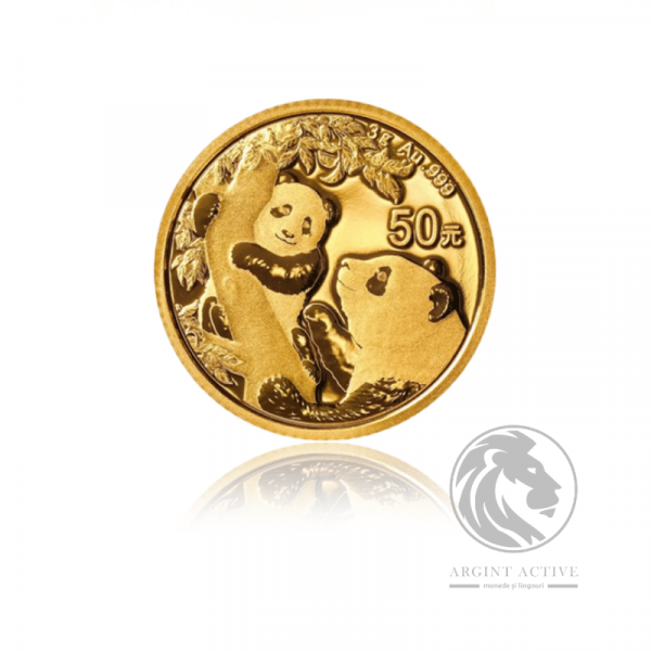 Moneda-aur-pur-3-grame-Panda-China-lingouri-aur-monede-aur-pur-investitii-metale-pretioase-educatie-financiara