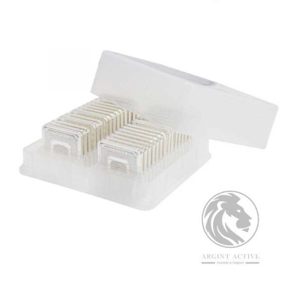 lingou-argint-pur-31-grame-Geiger-lingouri-argint-monede-argint-pur-investitii-metale-pretioase-educatie-financiara